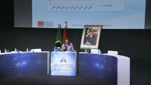 Intervention presidente Saloua KARKRI BELKZIZ RENDEZ VOUS ASSURANCE CASABLANCA
